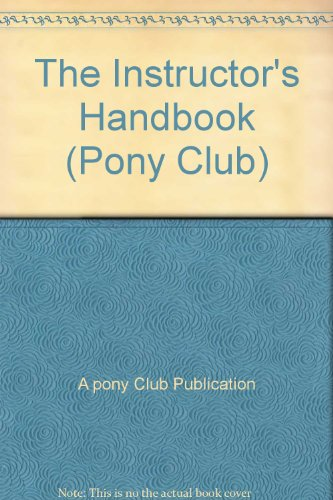 The Instructors' Handbook