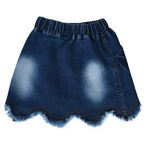 POMY & JINNY Girls Denim Skirt (2-3 Year)