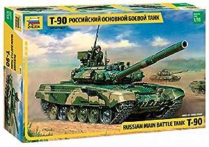 Zvezda - Maqueta de Tanque Escala 1:35 (Z3573)