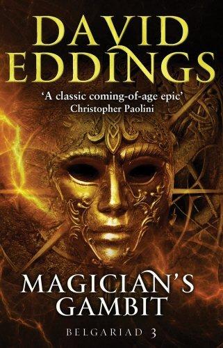 Magician's Gambit: Book Three Of The Belgariad (The Belgariad (TW)) by David Eddings (2012-10-11)