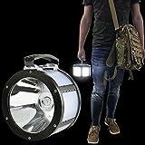 elegantstunning Presa di Ricarica USB Lampada Campeggio Tenda Luce Emergenza attenzione Lampada per attività all' Aperto
