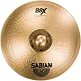 Sabian 41606X 16-inch B8X Thin Crash Cymbal (Golden)