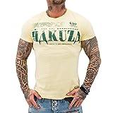 Yakuza Original Herren OK! T-Shirt Pale Banana- M
