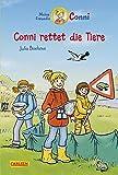Conni rettet die Tiere (farbig illustriert) (Conni-Erzählbände, Band 17)