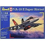 Revell 03997 - Maqueta de avión F/A-18E Super Hornet (escala 1:144)