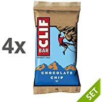 Clif BAR Chocolate Chip 68g (Pack of 12) preiswert