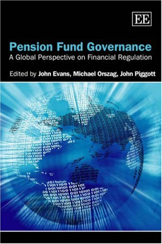 Pension Fund Governance A Global Perspective On Financial Regulation
