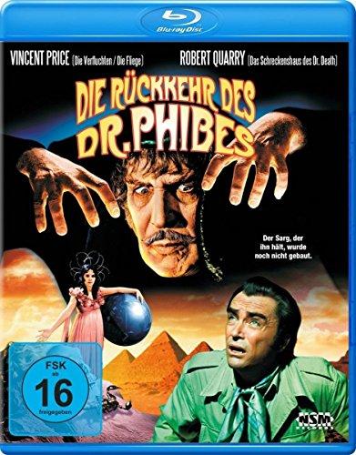 Die Rückkehr des Dr. Phibes [Blu-ray]
