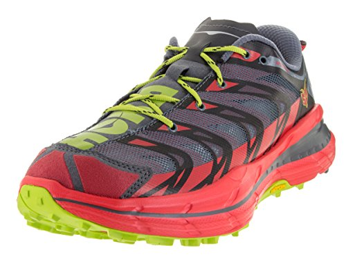 Hoka One One M Speedgoat Laufschuhe Bright Red / Black