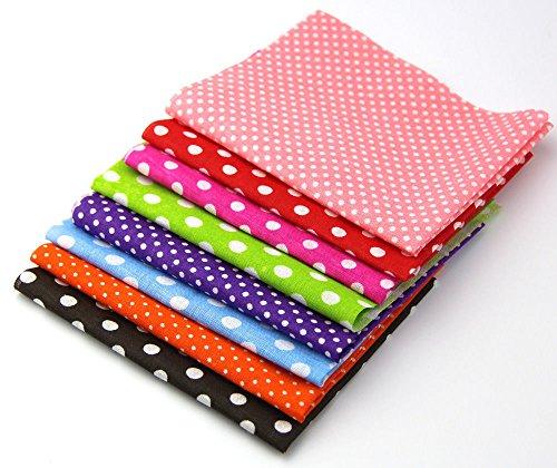 15pcs 20*25cm en tissu patchwork Craft Coton Matériau carrés Batiks mixtes Bundl