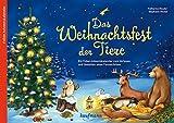 Das Weihnachtsfest der Tiere: Ein Folien-Adventskalender zum Vorlesen und Gestalten eines Fensterbildes