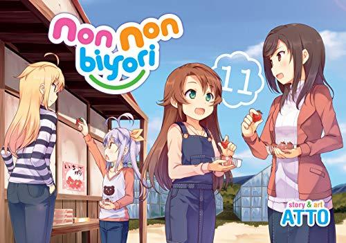 Non Non Biyori Vol. 11 (English Edition)