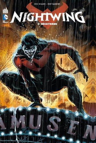 Nightwing tome 3 par Higgins Kyle