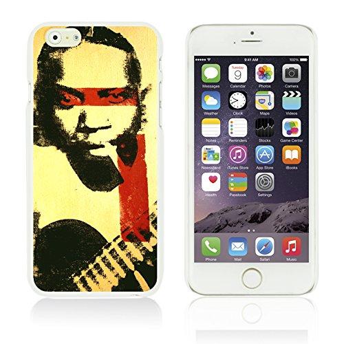 OBiDi - Celebrity Star Hard Back Case / Housse pour Apple iPhone 6 Plus / 6S Plus (5.5)Smartphone - Beautiful Queen Elizabeth II Robert Johnson Pop Art