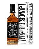 Jack Daniel's Old No.7 Tennessee Whiskey - 40% Vol. - limitierte Metall-Geschenkpackung (1 x 0.7 l)