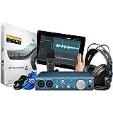 PreSonus Audiobox iTwo Studio USB/iPad hardware/software recording kit, Blue