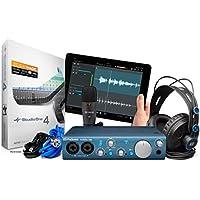 Presonus iTwo Studio Audio Interface Recording Bundle