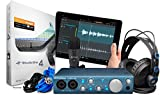 Best Home Recording Studios - Presonus iTwo Studio Audio Interface Recording Bundle Review