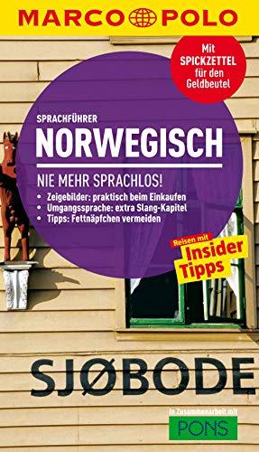 MARCO POLO Sprachführer Norwegisch: Nie mehr sprachlos! (MARCO POLO Sprachführer E-Book)