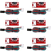 Professional 3d printer CNC Kit For Arduino, Kuman grbl CNC Shield + Uno R3 Board + rampe 1.4 Mechanical Switch endstop + DRV8825 A4988 Stepper Motor Driver WITH Heat Sink + NEMA 17 Stepper Motor kb02