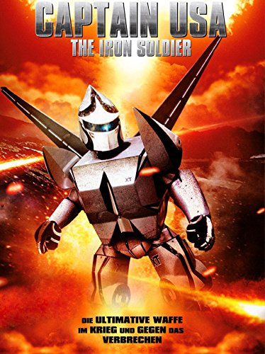 Captain USA - The Iron Soldier -