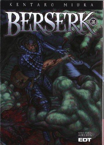 Berserk 35 (Seinen Manga) por Kentaro Miura