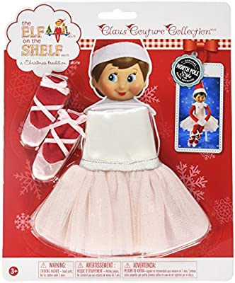 Elf on the Shelf Claus Couture Twinkle Toes Tutu by The Elf on the Shelf