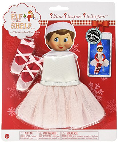 Elf on the Shelf Claus Couture Twinkle Toes Tutu by The Elf on the - Tutu Couture Kostüm