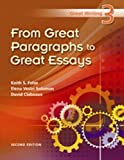 Great Writing 3: From Great Paragraphs to Great Essays by Keith S. Folse (2010-07-31)