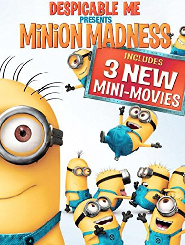 Image of Despicable Me Presents: Minion Madness