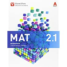 MAT 2 TRIM (MATEMATICAS ESO) AULA 3D: 000003 - 9788468235721