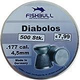 Diabolo 4,5mm 500Stk Cal.177 Diabolos