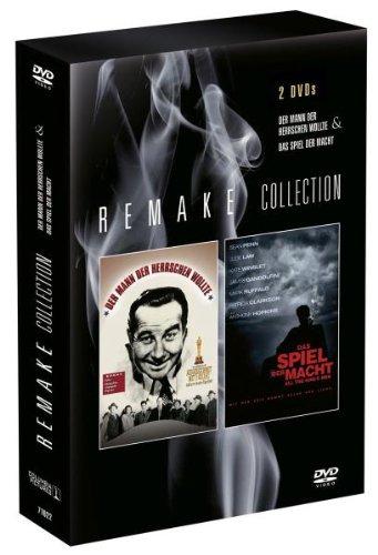 Remake Collection - Der Mann, der herrschen wollte / Das Spiel der Macht [2 DVDs]