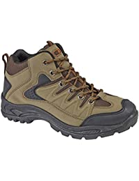 2bfb4006063 Dek MENS BOYS HIKING BOOTS WALKING ANKLE TREKKING TRAIL TRAINERS SHOES UK 6- 12