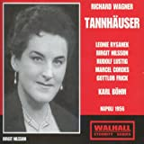 Richard Wagner: Tannhäuser (Napoli 1956)