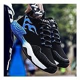 YAYADI Schuhe Herren Sneakers Mens Casual Schuhe Fashion Luxus Sneakers Männer Trainer Jogging Fitness Schuhe Leicht, 11.