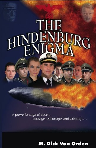 The Hindenburg Enigma (English Edition)