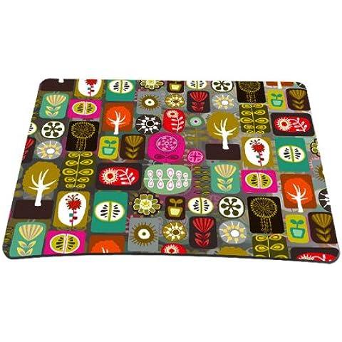 Luxburg® Design tappetino Mouse mousepad, motivo: Collage