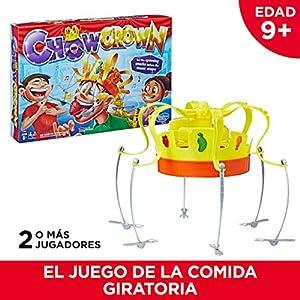 Hasbro Gaming – Juego infantil Corona Comilona(Hasbro E2420175)