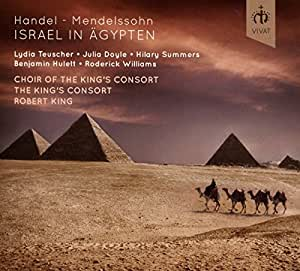 Israël en Egypte/Arr F Mendelssohn