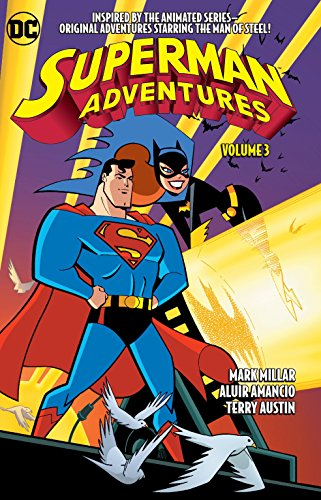 Superman Adventures TP Vol 3 por Mark Millar