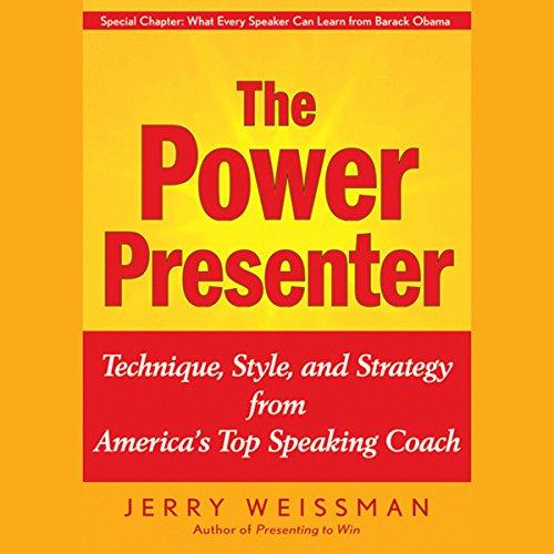 The Power Presenter  Audiolibri