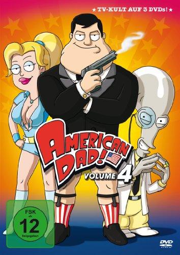 American Dad - Season 4 [3 DVDs]