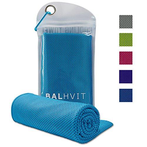 Balhvit® Toalla de Enfriamiento, Transpirable...