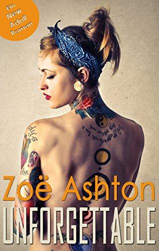 Buchseite und Rezensionen zu 'Unforgettable' von Zoe Ashton