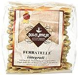Dolci Aveja Ferratelle Integrali Abruzzesi Friabili, Prodotto Artigianale - 400 gr