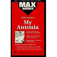 My Antonia (MAXNotes Literature Guides)