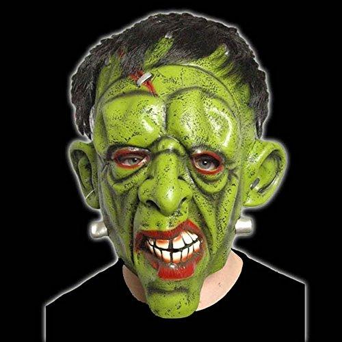 Scream Machine Frankenstein Latex Gesicht Maske (Frankenstein Masken)