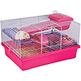 Rosewood Pico Hamster Cage, Pink