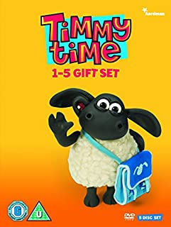 Timmy Time - Volumes 1-5 [Import anglais] (B0041237H6) | Amazon price tracker / tracking, Amazon price history charts, Amazon price watches, Amazon price drop alerts